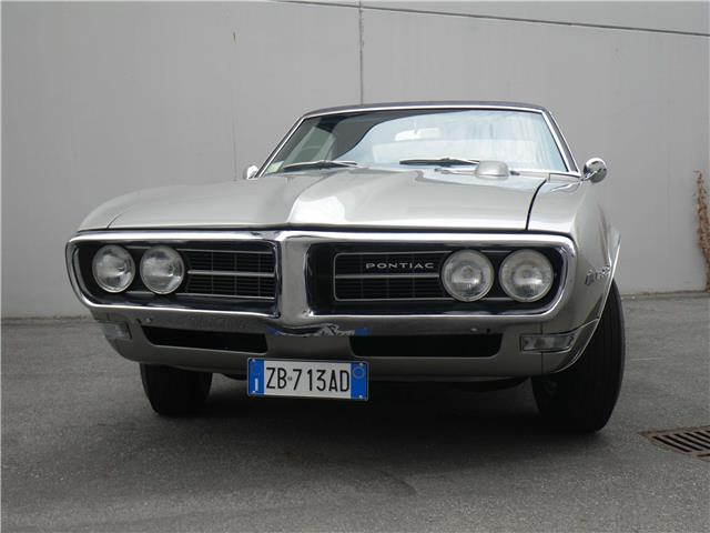 Pontiac Firebird 350 coupè