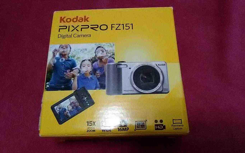 fotocamera Kodak nuova