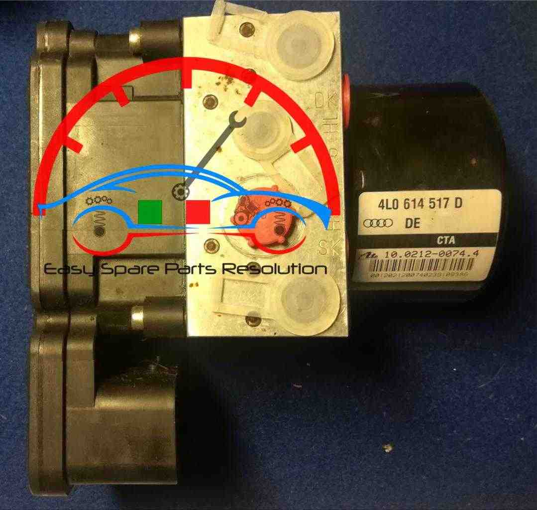 Centralina abs Audi Q7 4L0614517D 10061335201 10092603093