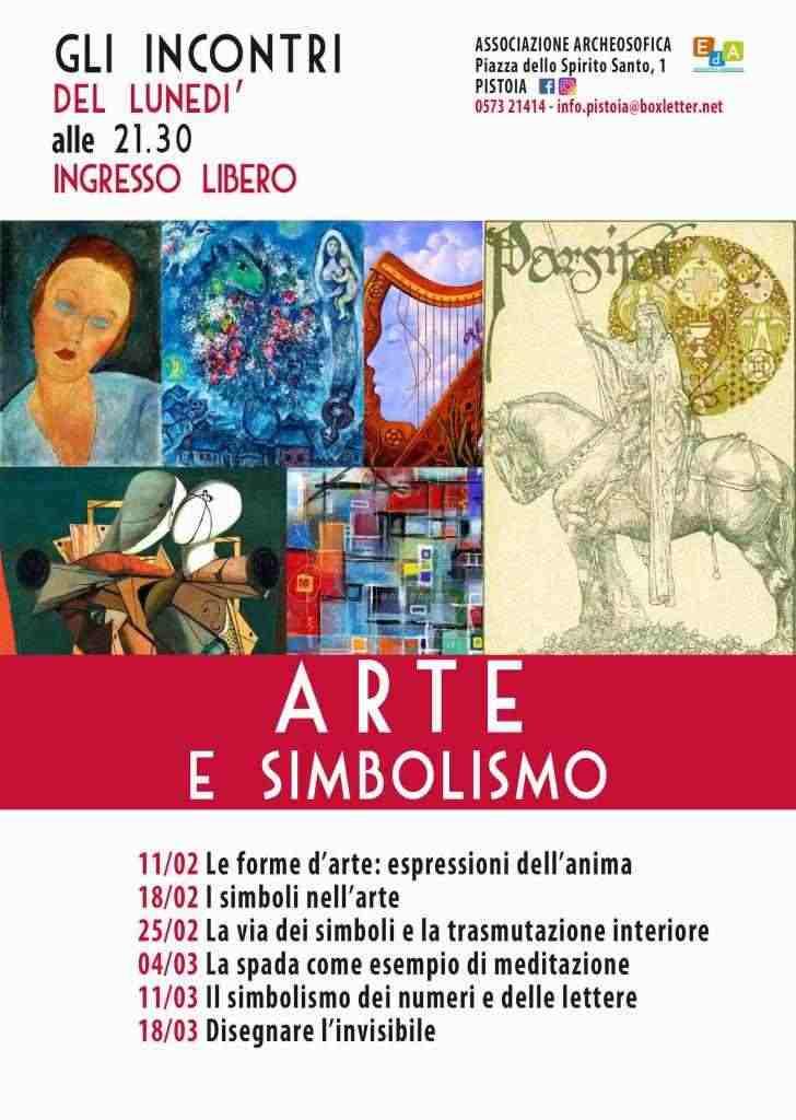 Incontri su ARTE E SIMBOLISMO