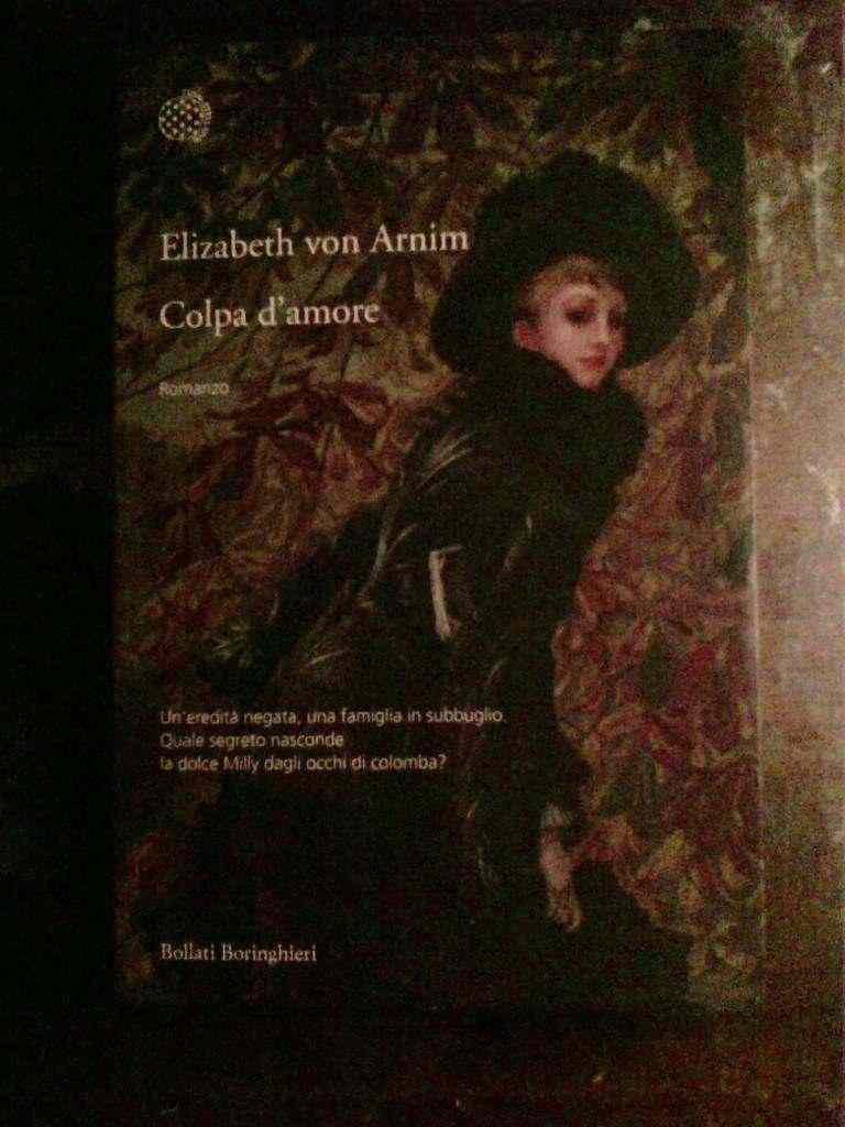 Elizabeth von Arnim - Colpa d'amore