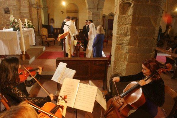 Musica cerimonia religiosa matrimonio verona