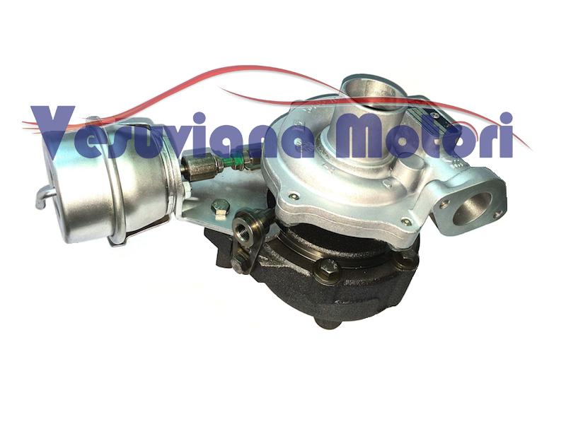Turbo Rigenerato per Alfa Fiat Lancia 1.3 MJT 90cv