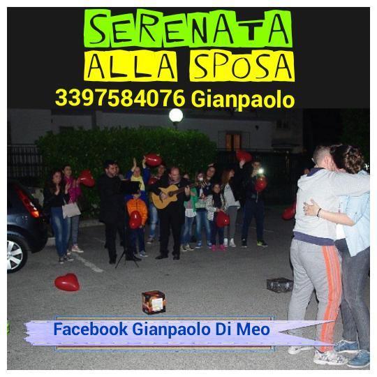 3397584076 serenata a Napoli salerno caserta