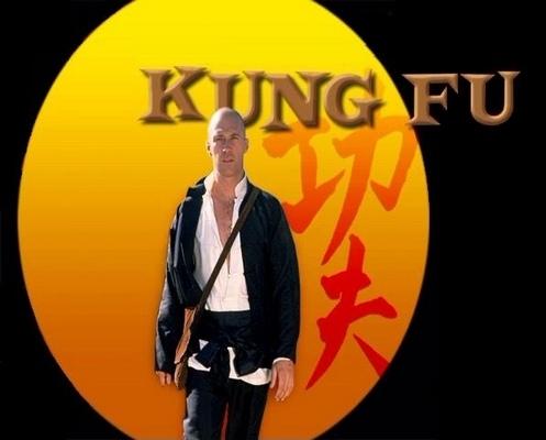 Kung Fu serie tv completa anni 70-David Carradine