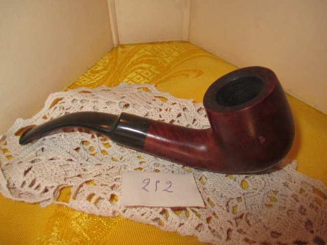 Pipa in radica GOLD FIRE Selected Briar n° 42 B. rodata