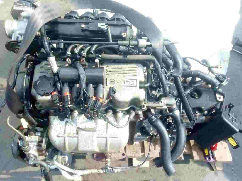 Motore Chevrolet Kalos 1200 anno 09 B12S1