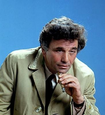 Tenente Colombo serie tv completa-Peter Falk