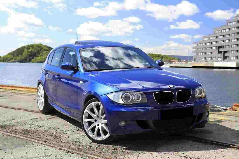 BMW 1-serie 118D M-sport 2008