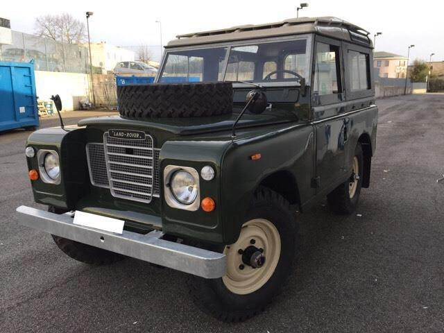 Land Rover Series 88 1973 Serie III
