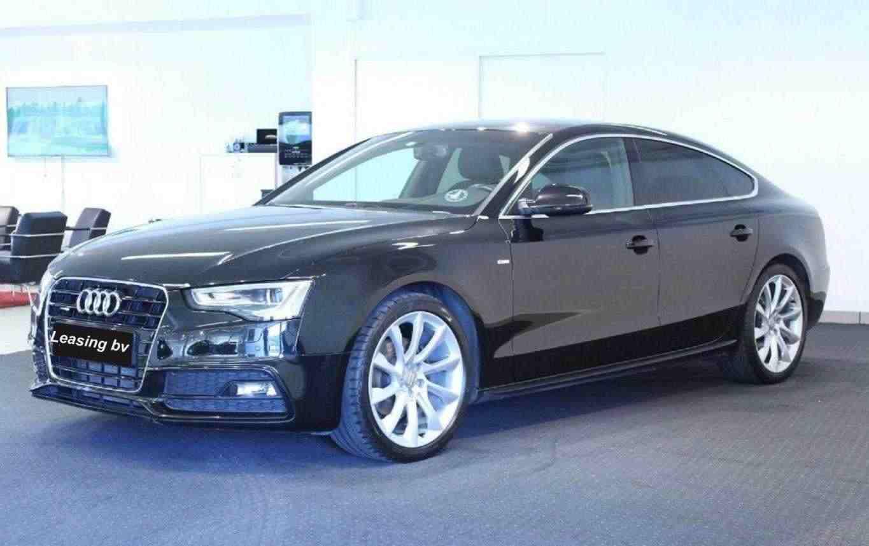 Audi A5 2.0 TDI SLINE  MMi Plus
