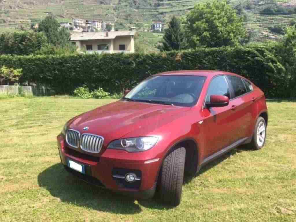 BMW X6 unico proprietario