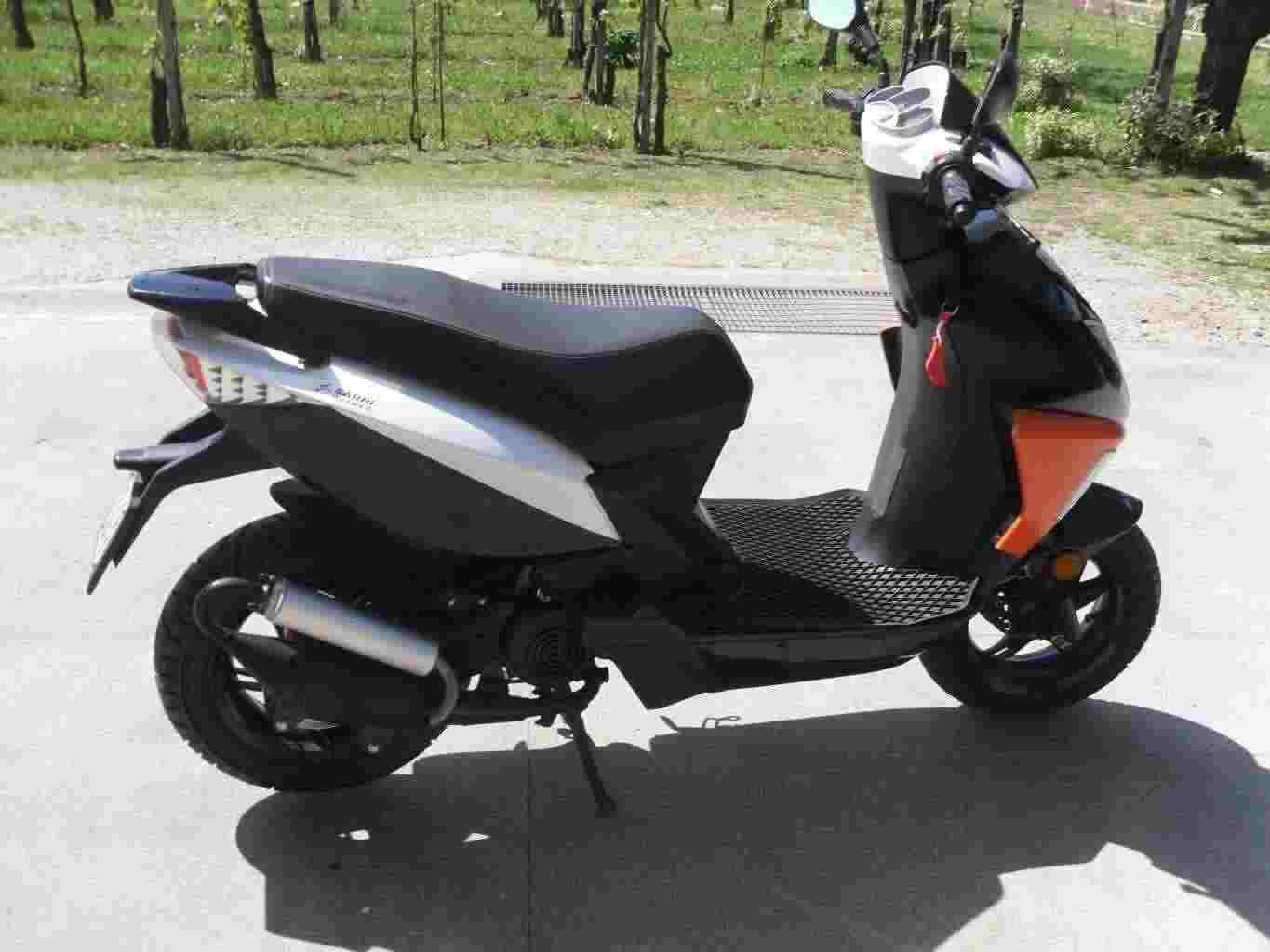 vendo scooter 50 keeway fact evo