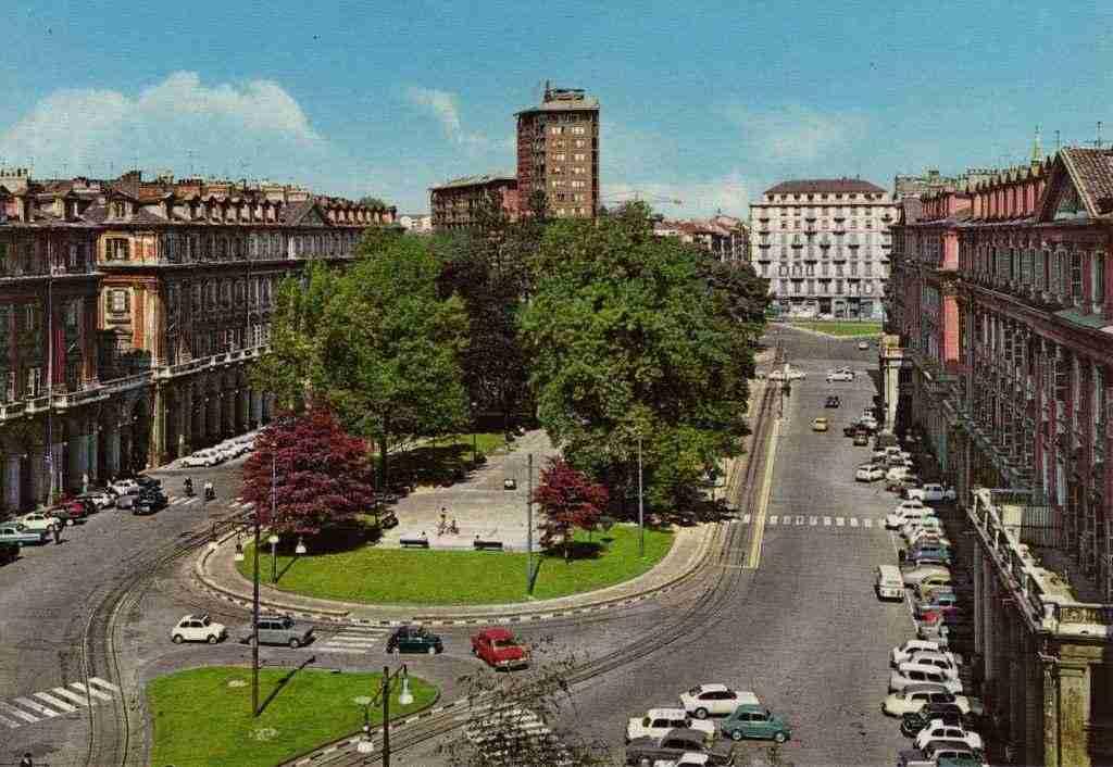 Piazza Statuto - monolocale ristrutturato