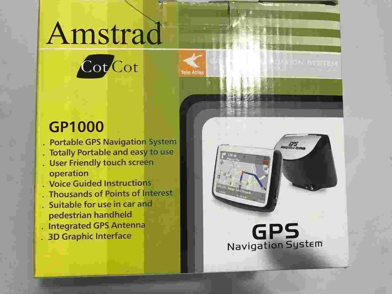 Navigatore originale amstrad gp 1000