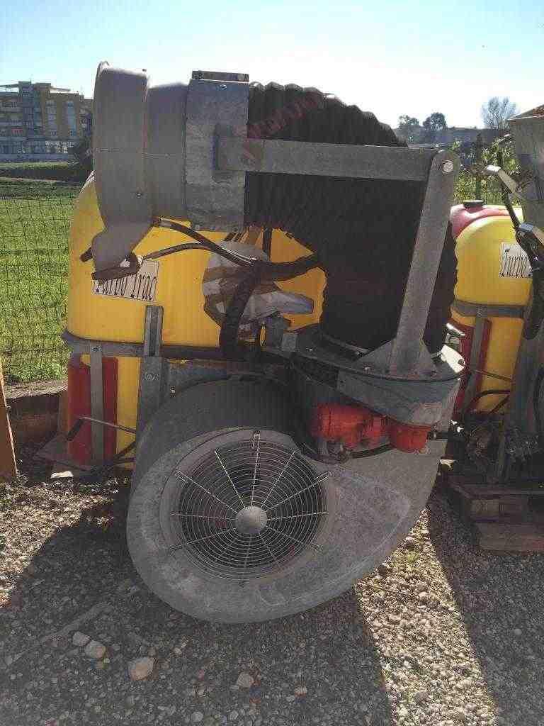 Atomizzatore Portato A Turbina Centrifuga Turbo Trac  PX 3/600 - DSM