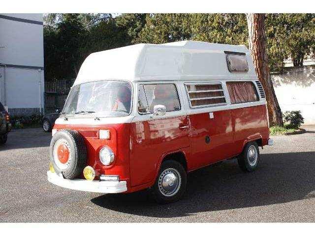Volkswagen T2 del 1972