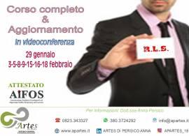 CORSO DI AGGIORNAMENTO RLS