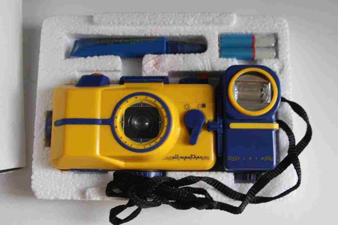 Mulino Bianco Camera all weather fotocamera subacquea anni