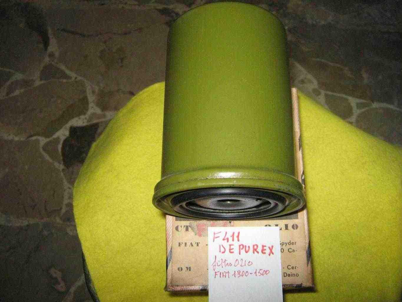 Filtro aria fiat 1300-1500   d'epoca