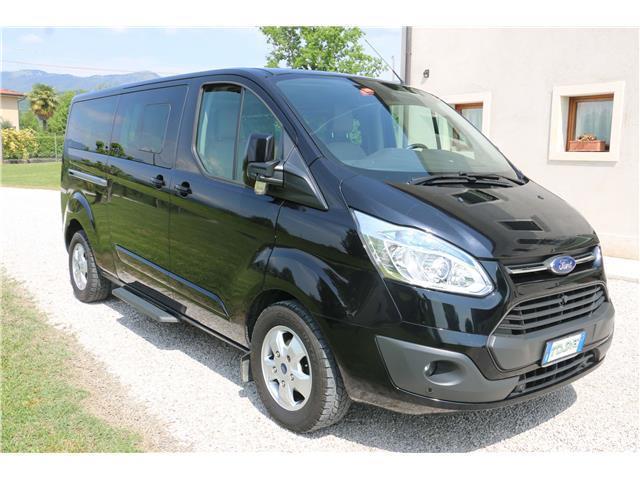 Ford Tourneo Custom 300 L2 2.2 TDCi 155CV Titanium Passo Lungo