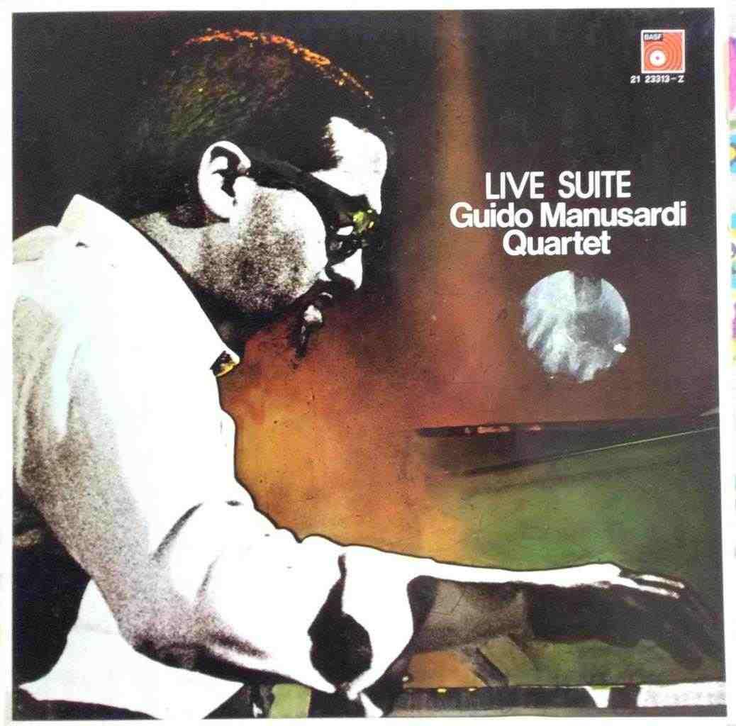 Disco rarità - LIVE SUITE (1972)