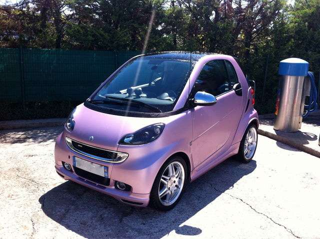 SMART fortwo COUPE softouch BRABUS EXCLUSIVE