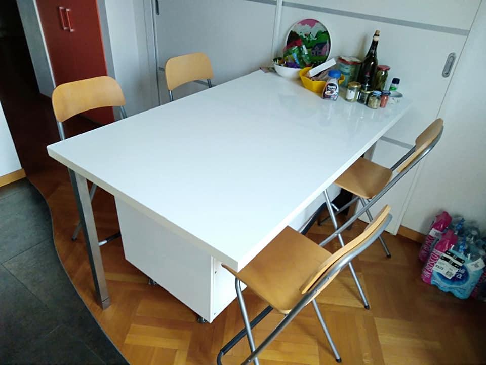 isola tavolo da cucina