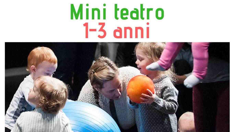 Mini Teatro per bambini da 1 a 3 anni