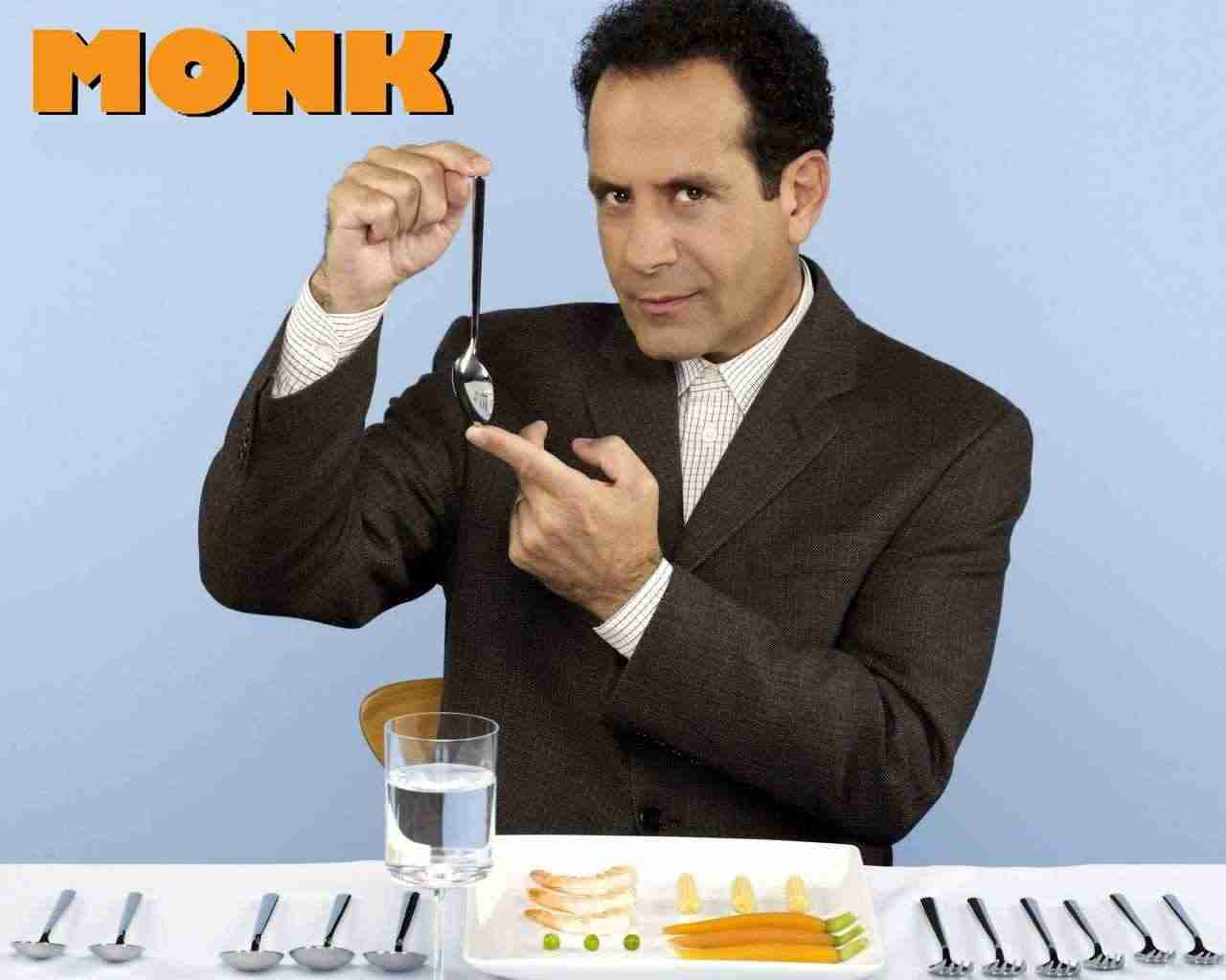 Detective Monk serie tv completa - 8 stagioni
