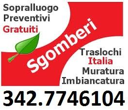 NOLEGGIO FURGONE ECONOMICO ROMA TRASLOCHI TRASPORTI SGOMBERI 7GG SU7