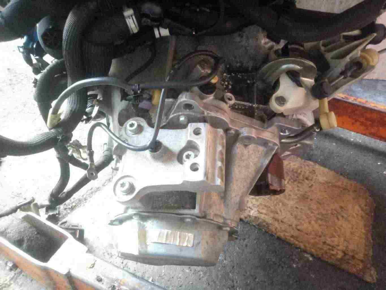 Cambio Peugeot 207 THP 1600 turbo benzina