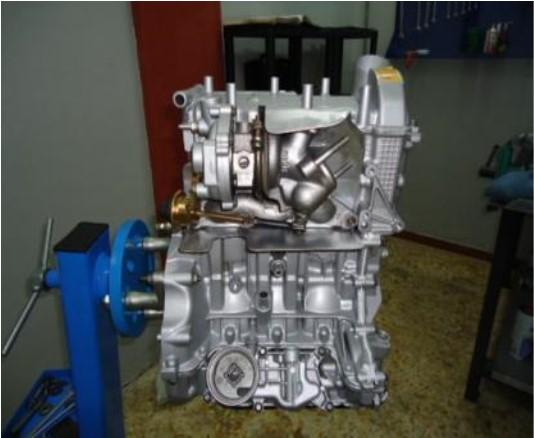 Motore Revisionato Smart 700 con turbo incluso