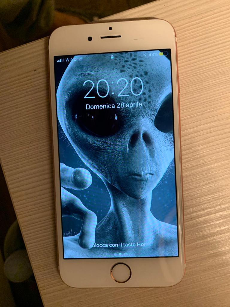 I phone 6 s 16 giga usato