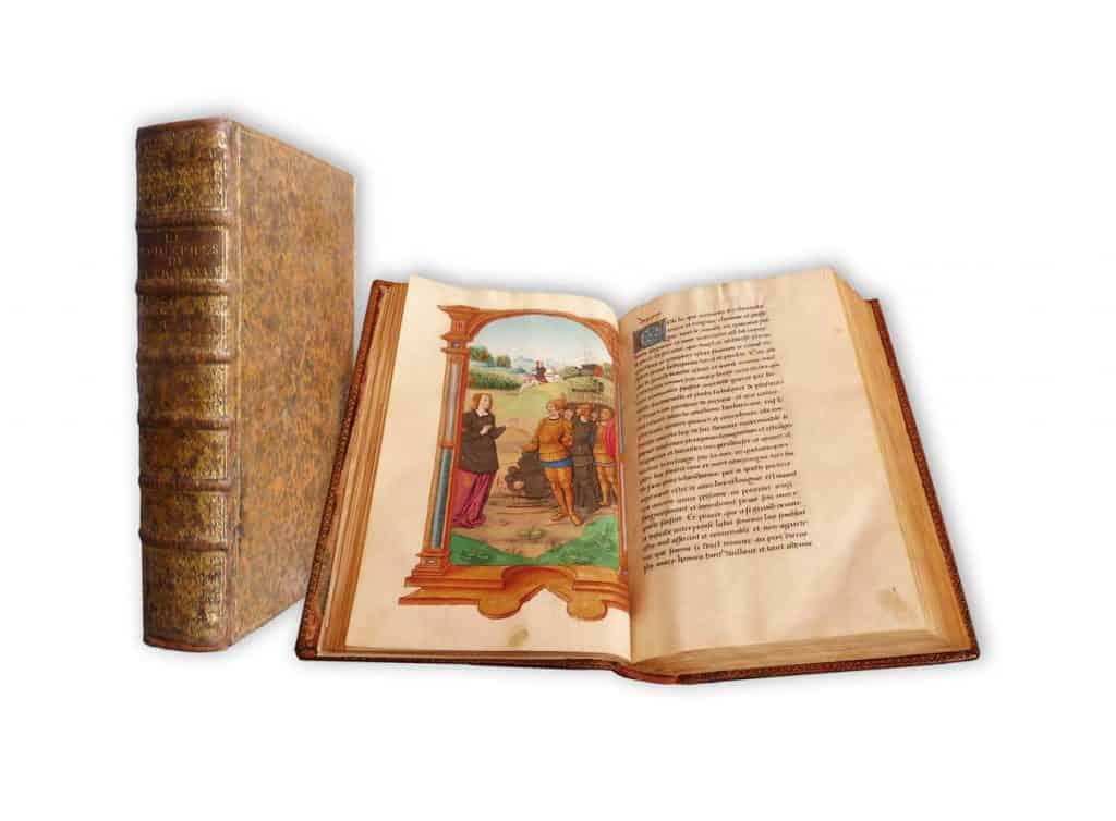 Facsimile Imago: Trionfi di Francesco Petrarca