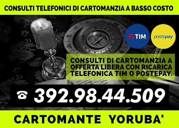 (_¸.•'´(_¸.•'´*Consulti telefonici di Cartomanzia*`'•.¸_)`'• .¸_)