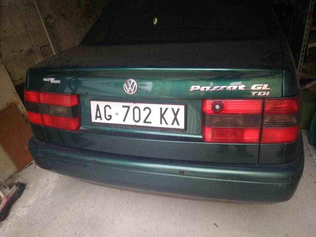 Auto VW Passat 1.9 TDI