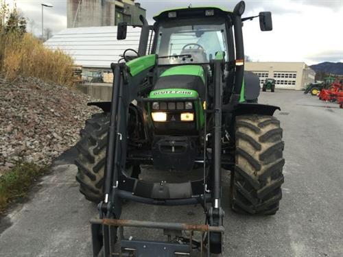 Trattore agricolo Deutz-Fahr AGROTRON 120