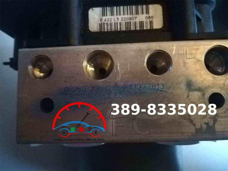 0265230285 Centralina Abs Opel Corsa D
