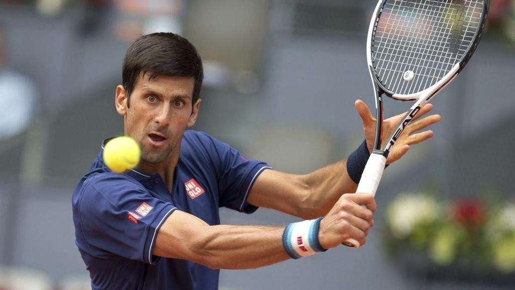 Maestro di tennis a casa tua!
