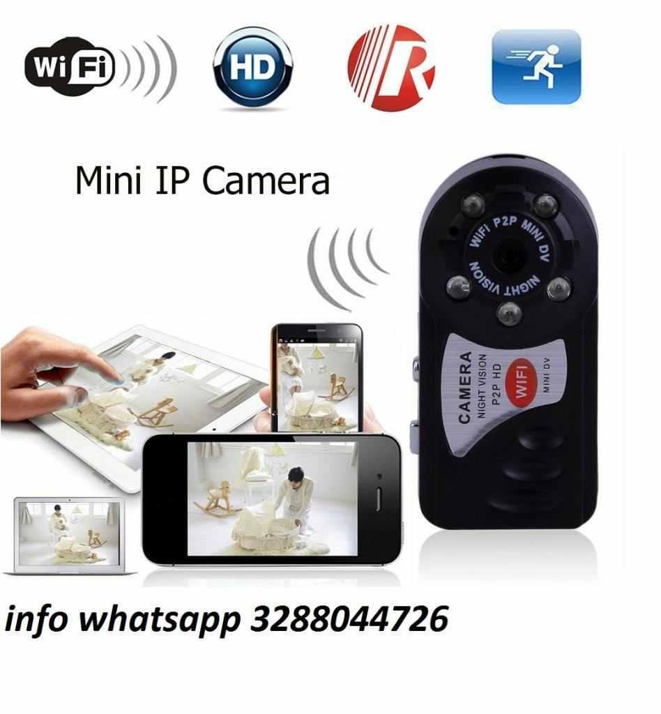 Mini telecamera wifi da sorveglianza mini camera wireless