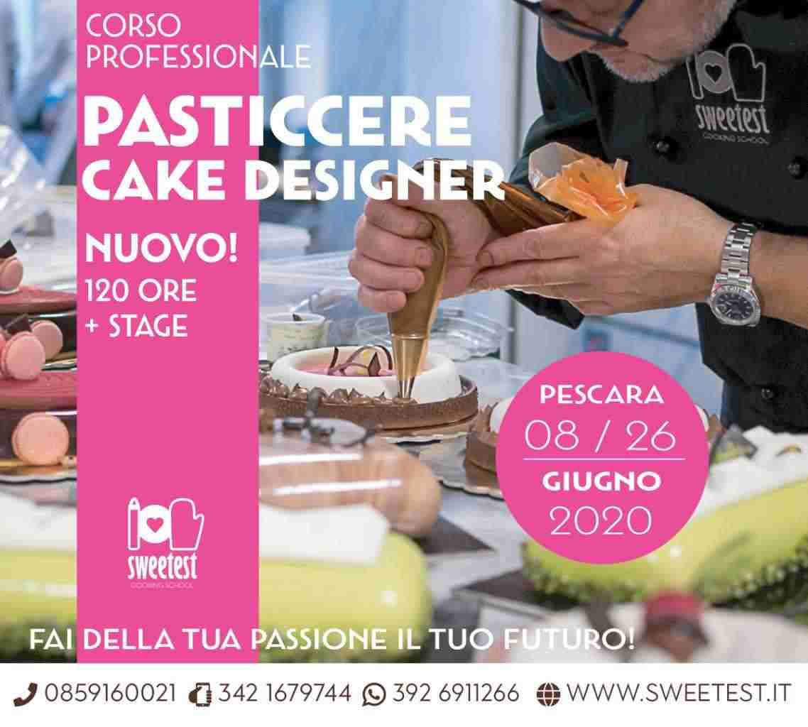 Corso Pasticcere Cake Designer
