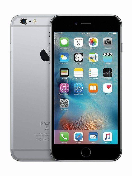 APPLE iPhone 6S 64GB SPACE GREY RICONDIZIONATO AB + GARANZIA 12 MESI + ACCESSORI