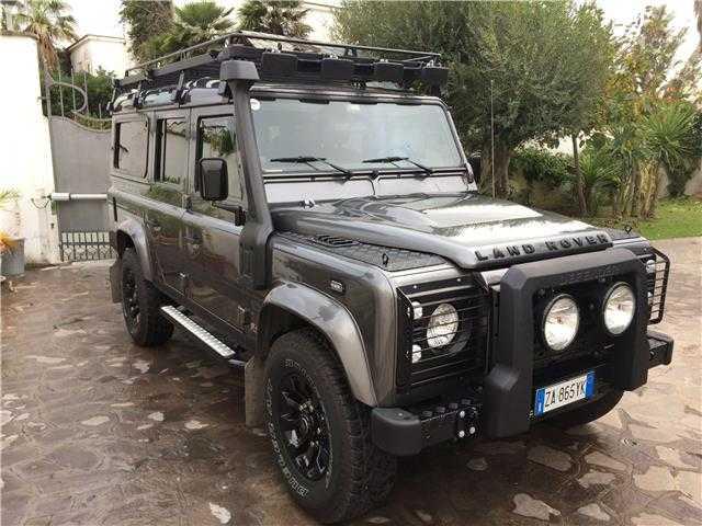 Land Rover Defender 110 2.2 TD4