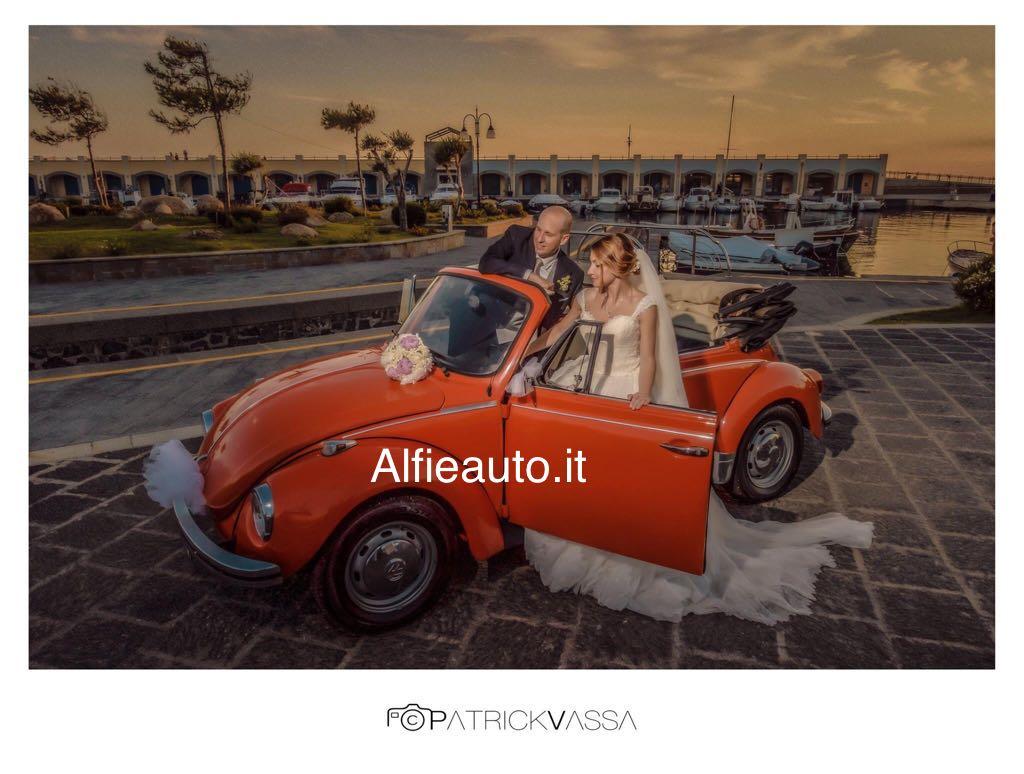 Noleggio maggiolino Volkswagen