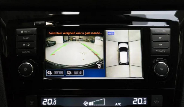 Nissan Qashqai 1.3 DIG-T N-Connecta PANO 360°CAMERA
