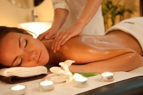 Massaggio antistress a domicilio