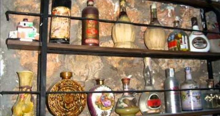 stock liquori antichi