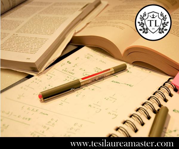 Siamo qui per aiutarti nella stesura e lavori accademici!