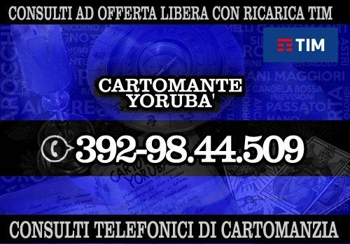 #cartomanteyoruba - consulto telefonico